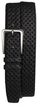 Mezlan Men's 'Brill Ascot' Leather Belt