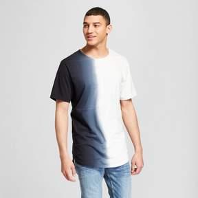 Jackson Men's Curved Hem Vertical Dip Dye Short Sleeve T-Shirt