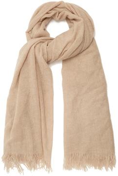 Brunello Cucinelli Fine-knit cashmere scarf