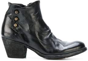 Officine Creative Giselle ankle boots