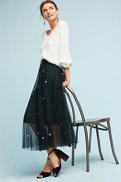 Eva Franco Pearl Tulle Skirt