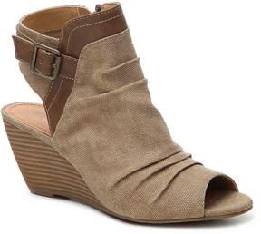 Sugar Women's Krazy Wedge Sandal
