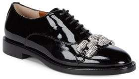 Marc Jacobs Dara Classic Leather Oxfords
