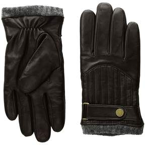 Polo Ralph Lauren Quilted Racing Gloves Wool Gloves