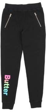 Butter Shoes Little Girl's & Girl's Logo Jogger Pants