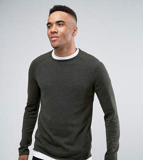 Blend of America Roll Hem and Neck Sweater