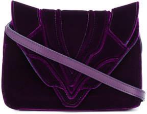 Elena Ghisellini envelope cross body bag