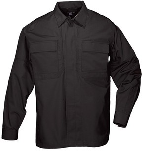 5.11 Tactical Men's Long Sleeve TDU Shirt - Ripstop