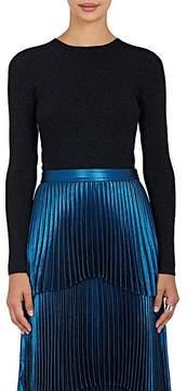 A.L.C. Women's Rene Metallic Wool-Blend Sweater