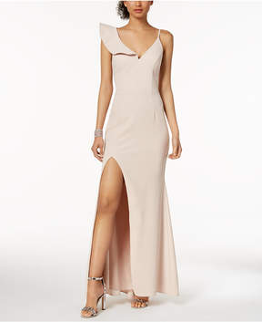 Xscape Evenings Ruffled Gown
