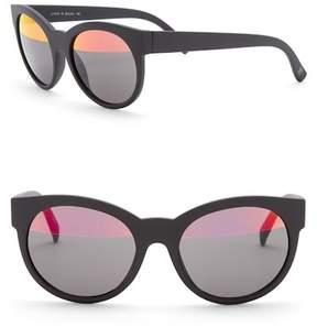 Joe's Jeans Retro 54mm Sunglasses