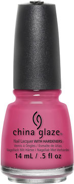 CHINA GLAZE China Glaze Shocking Pink Nail Polish - .5 oz.