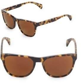 Paul Smith Hoban 47MM Wayfarer Sunglasses