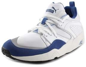 Puma Blaze Of Glory Primary Men US 12 White Sneakers