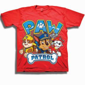 Freeze Boys 4-20 Graphic Tees Paw Patrol Graphic T-Shirt-Preschool Boys