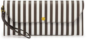 Henri Bendel West 57Th Centennial Stripe Travel Organizer Pouch
