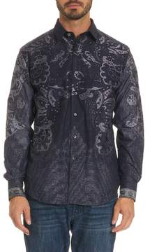 Robert Graham The Cooley Limited Edition Classic Fit Sport Shirt
