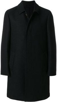 Lardini classic single-breasted coat