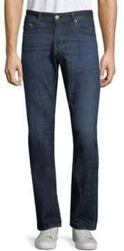 AG Jeans Straight-Leg Jeans