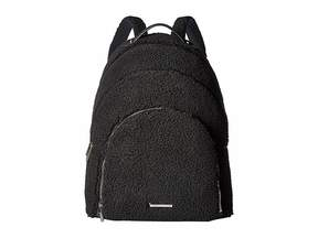 KENDALL + KYLIE XL Sloane Shearling Backpack Bags