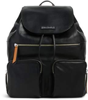 Vera Bradley Gallatin Cargo Backpack - BLACK - STYLE