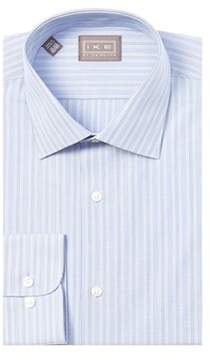 Ike Behar Ike By Tailored Fit Dress Shirt.