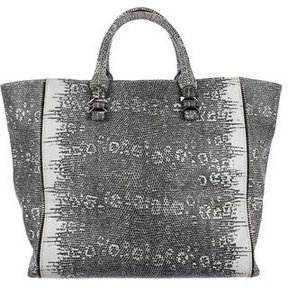 Rebecca Minkoff Embossed Leather Perry Tote - ANIMAL PRINT - STYLE