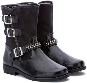 Rachel Girls' Tribeca Moto Boot