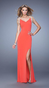 La Femme - Prom Dress 21268