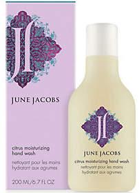 June Jacobs Citrus Moisturizing Hand Wash, 6.7oz