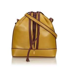 Cartier Vintage Leather Trinity Bucket Bag