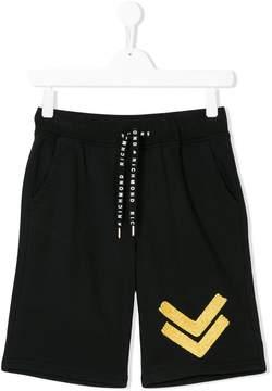 John Richmond Kids arrow detail shorts