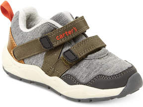 Carter's Sully Athletic Sneakers, Toddler & Little Boys (4.5-3)