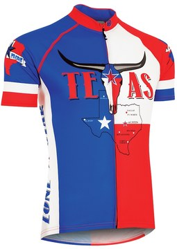 Canari Men's Texas Retro Jersey