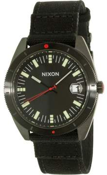 Nixon Rover Watch All Black, One Size