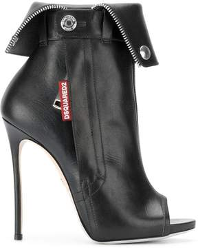 DSQUARED2 biker ankle boots