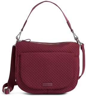 Vera Bradley Carson Shoulder Bag - VERA VERA CLASSIC BLACK - STYLE
