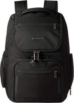 Briggs & Riley @Work - Large U-Zip Backpack Backpack Bags