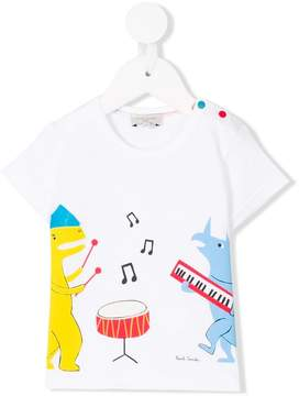 Paul Smith animal band T-shirt