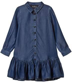 Little Remix Jr Gwen Shirtdress Medium Denim
