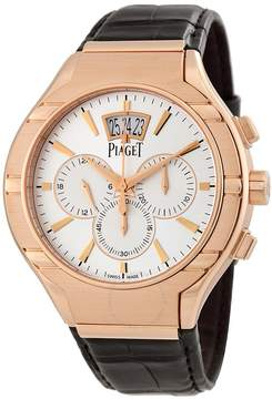 Piaget Polo Automatic Chronograph 18kt Rose Gold Men's Watch GOA38039