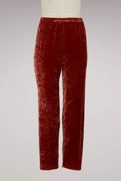 Forte Forte Velvet pants