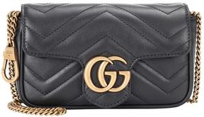 Gucci GG Mini Mini Marmont Matelassé Shoulder Bag - ONE COLOR - STYLE