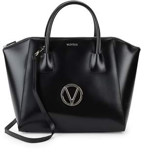 Mario Valentino Valentino by Women's Gigi Soave Leather Tote