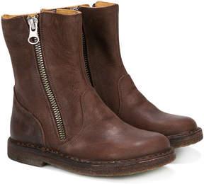 Pépé zip detail boots