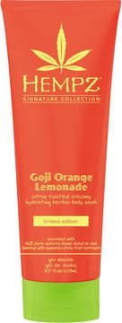 Hempz Limited Edition Goji Orange Lemonade Herbal Body Wash