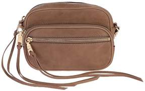 DKNY Beige Shanna Shoulder Bag