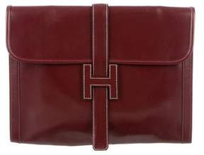 Hermès Vintage Box Jige GM