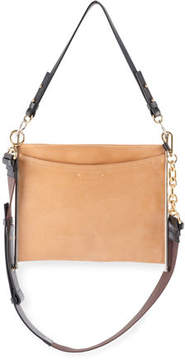 Chloé Roy Quilted Leather Clutch Bag