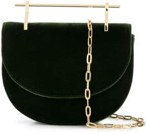 M2Malletier mini Halfmoon bag
